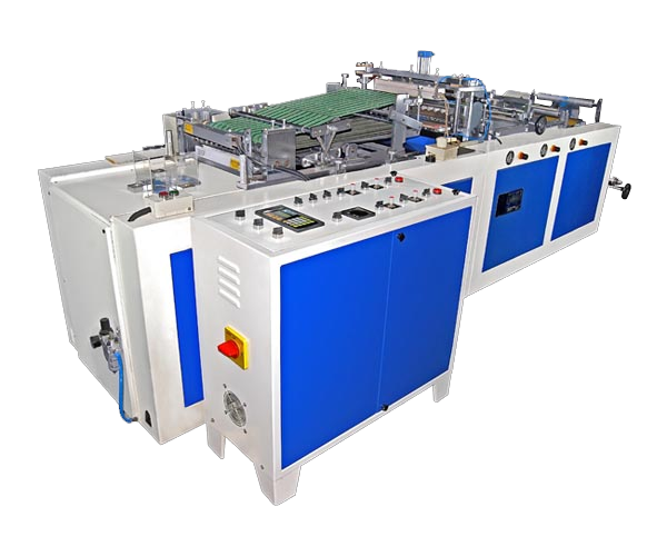 PVC Profile Pouch Machine ('U' Cut MC.)