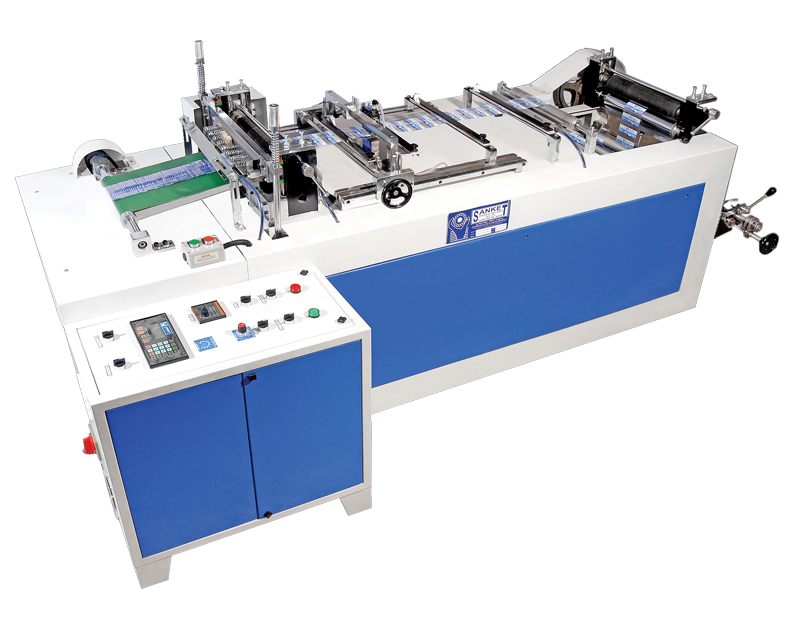 Cut-To-Length Machine ( PVC Label cutting machines)